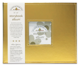 Album Storybook Gold 8x8