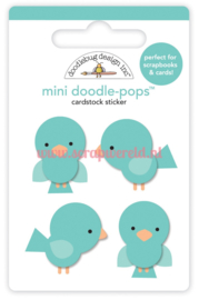 Bluejays Mini Doodlepop