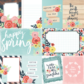 Welcome Spring Simple Set