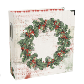 "Country Christmas 6x8"" Album"