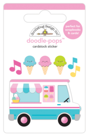 Ice Cream Truck Doodlepop