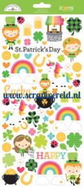 Lots o' Luck Icon Stickers