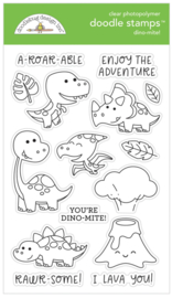Dino-Mite Doodle Stamps
