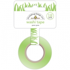 Green Grass Washi Tape