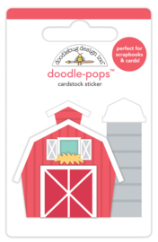 Red Barn Doodlepop