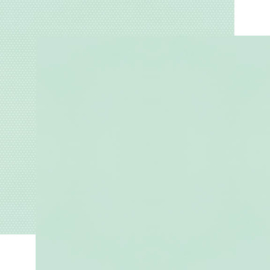 """Mint Textured Cardstock Double Sided 12x12"""""""