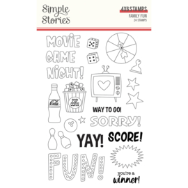 Family Fun - Stamps