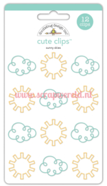 Sunny Skies Cute Clips