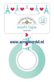 City of Love Washi Tape