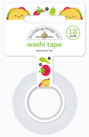 Taco-bout Washi Tape