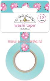 Little Ladybugs Washi Tape