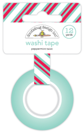 Peppermint Twist Washi Tape