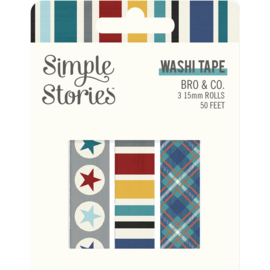 Bro & Co - Washi Tape