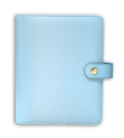 Personal Planner Sky Blue