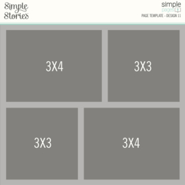 Simple Pages Page Template - Design 11