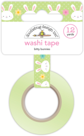 Bitty Bunnies Washi Tape