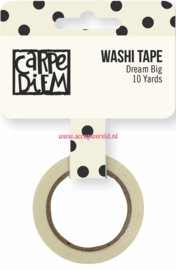 Dream Big Washi Tape