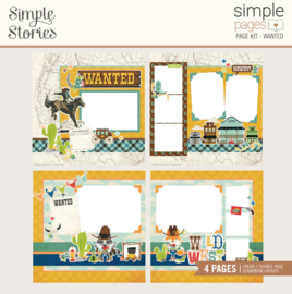 Simple Pages Page Kit - Wanted