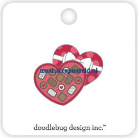 Chocolate Box Collectible Pin