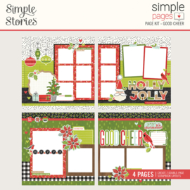 Simple Pages Page Kit - Good Cheer