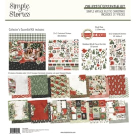 SV Rustic Christmas - Collector's Essential Kit