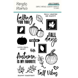 SV Country Harvest - Stamps