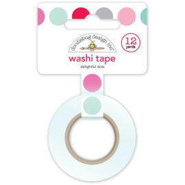 Delightful Dots Washi Tape