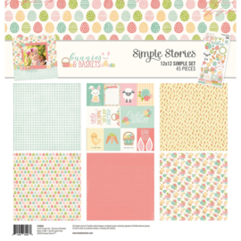 Bunnies & Baskets Simple Set