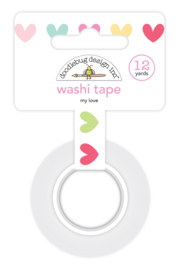 My Love Washi Tape