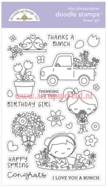 Flower Girl Stamps