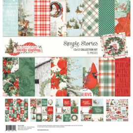 Simple Vintage Country Christmas