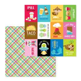 So Much Pun 12x12 Paperpack