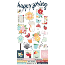 Springtime Simple Set