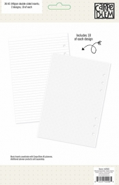 Planner Essentials Basic Inserts