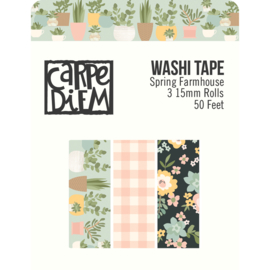 Spring Farmhouse Washi Tape
