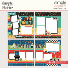 Simple Pages Page Kit - Family Fun