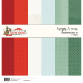 Country Christmas Simple Basics Kit