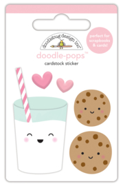 Milk & Cookies Doodlepop