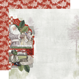 SV Rustic Christmas - Here Comes Santa Claus