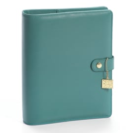 A5 Teal Planner