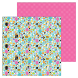Candy Carnival 12x12 Paperpack