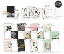 Robins Egg A5 Planner Boxed Set