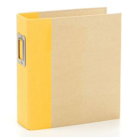 SN@P! 6x8 Binder - Yellow