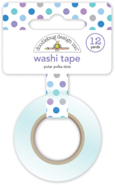 Polar Polka Dots Washi Tape