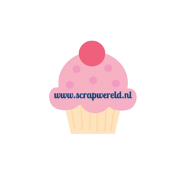 Cupcake Sweet Rolls Mini Icon Stickers