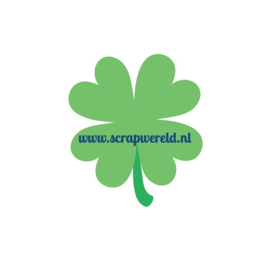 Shamrock Sweet Rolls Mini Icon Stickers