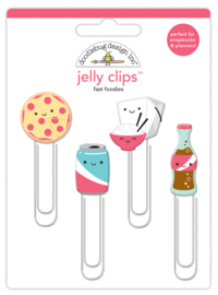 Fast Foodies Jelly Clips
