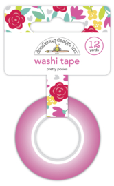 Pretty Posies Washi Tape