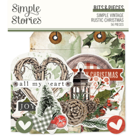 SV Rustic Christmas- Bits & Pieces