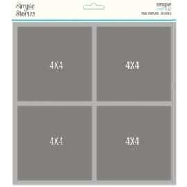 Simple Pages Page Template - Design 5